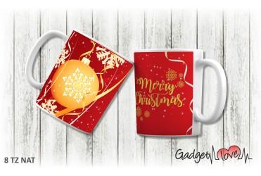 Tazza Natale classica - Decorazioni Natalizie