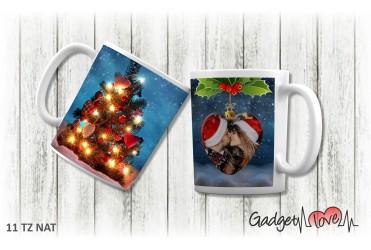 Tazza Natale classica - Albero di Natale