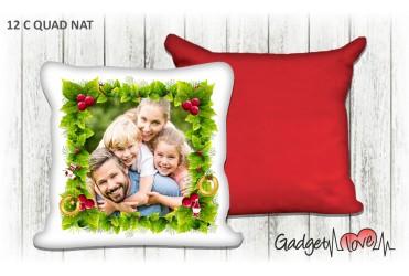 Cuscino Natale quadrato 40x40 -  Christmas