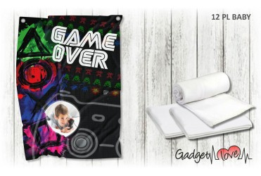 PLAID IN PILE - GAME OVER