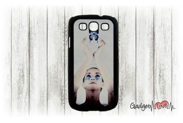 Cover Samguns Galaxy S3 personalizzata