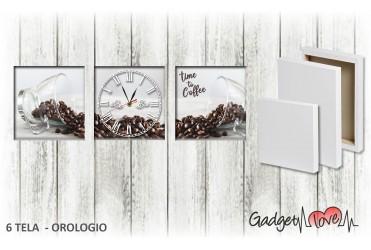 Tela a orologio - Onda