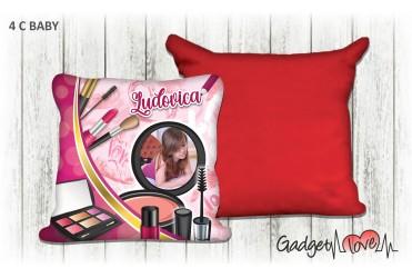 Cuscino Baby quadrato 40x40 - Make up