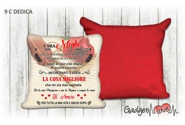 Cuscino Dedica - Marito