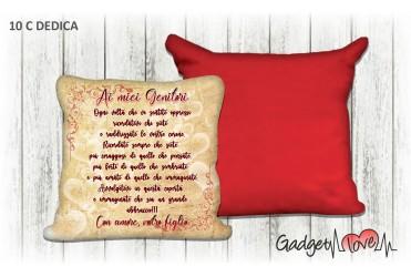 Cuscino Dedica - Moglie