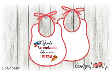 Bavetto - Datemi una pizza!