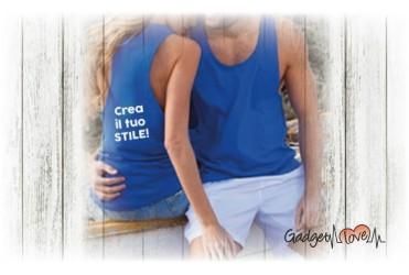 T-shirt sportiva personalizzata