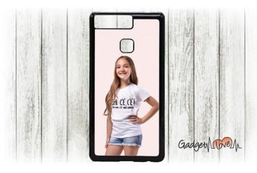 Cover Huawei P9 plus 2D personalizzata