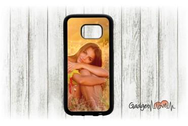 Cover Samsung Galaxy S7 2D personalizzata