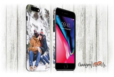 Cover Iphone 7/8 plus 3D personalizzata