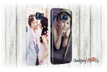 Cover Samsung Galaxy S6 3D personalizzata
