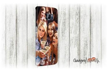 Cover Samsung Galaxy S6 Edge 3D personalizzata