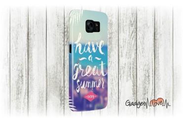 Cover Samsung Galaxy S7 3D personalizzata