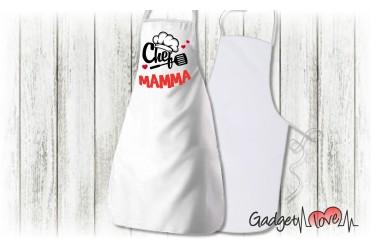 Grembiule da cucina Mamma Chef
