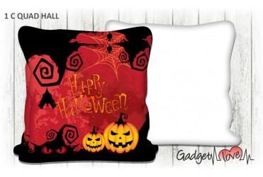 Cuscino quadrato 40x40 Happy Hallowen