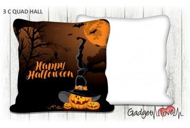 Cuscino quadrato 40x40 Happy Hallowen 3
