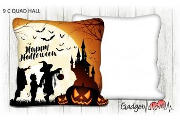 Cuscino quadrato 40x40 Happy Halloween 7